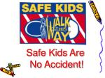 safe kids are no accident