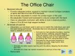 the office chair22
