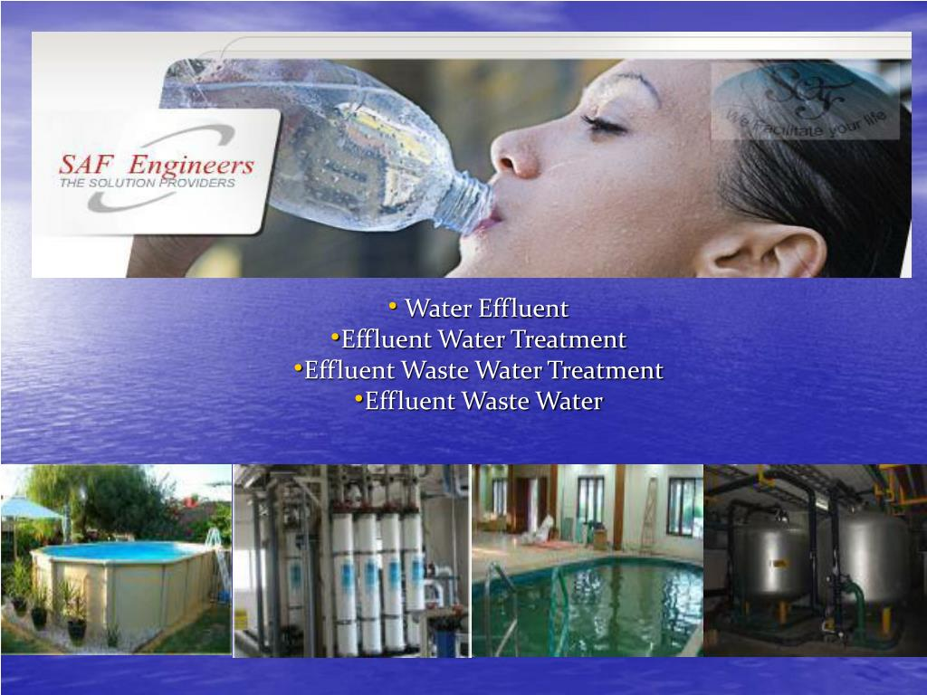 water effluent effluent water treatment effluent waste water treatment effluent waste water l.