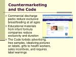 countermarketing and the code