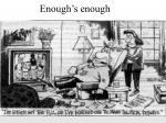enough s enough