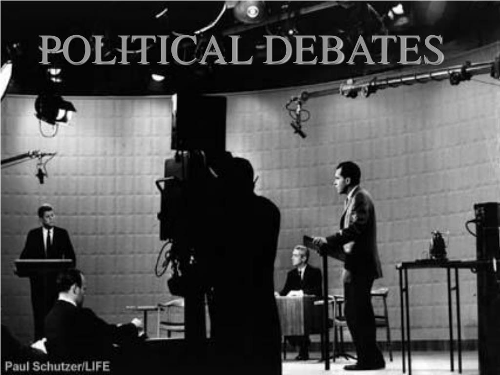 political debates l.