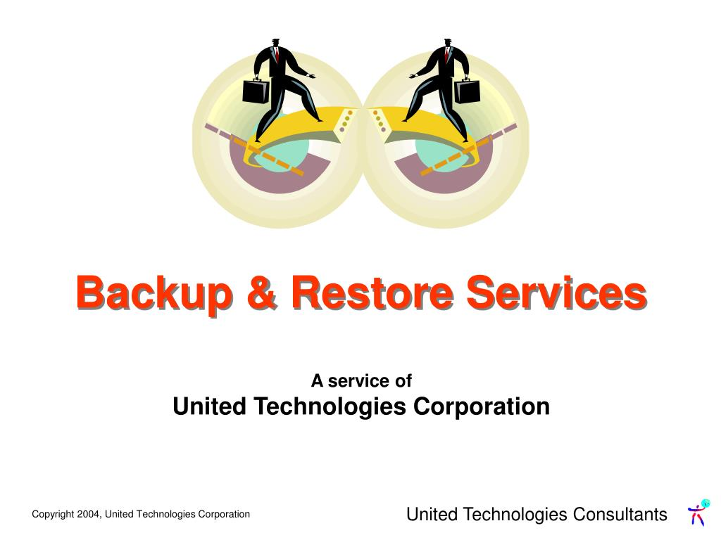 Backup & Restore Services