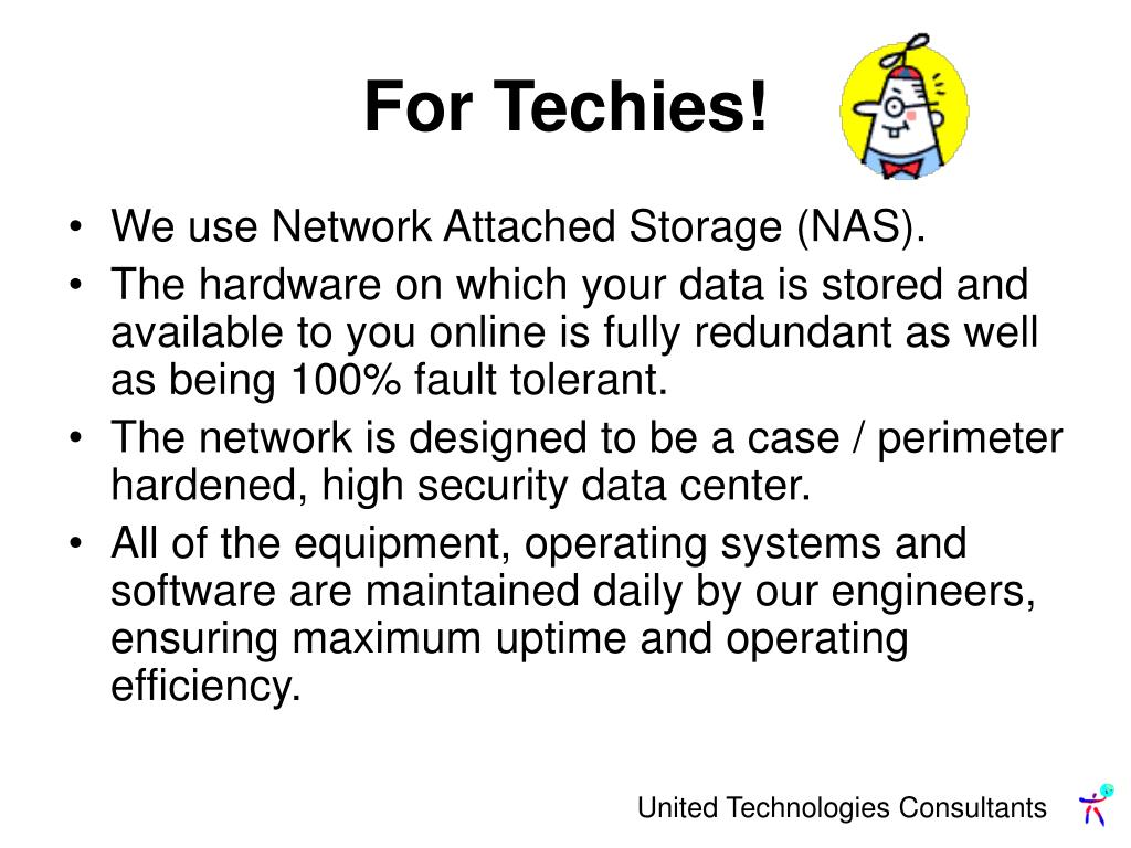 For Techies!