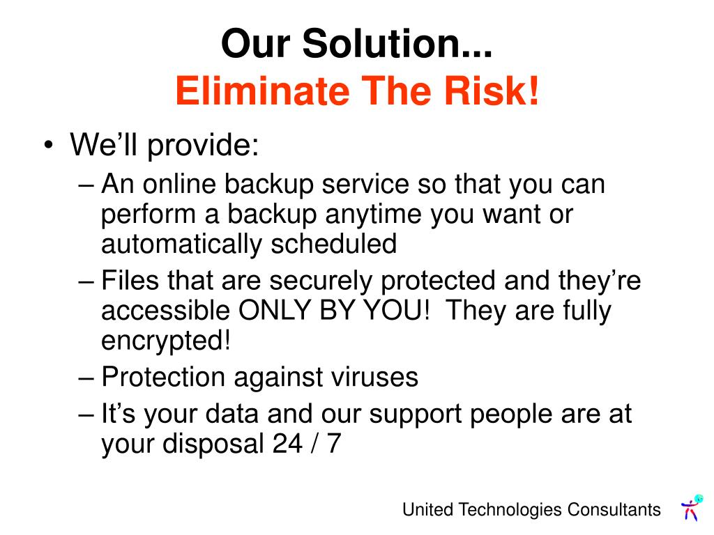Our Solution...