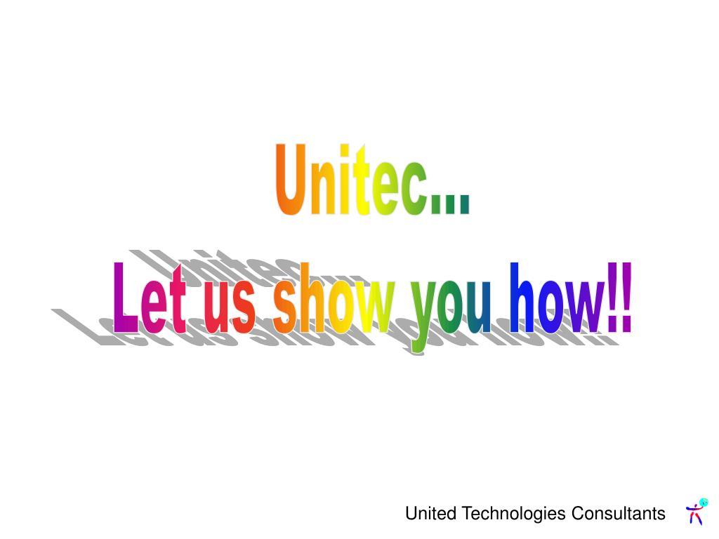 Unitec...