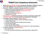 tradoc core competency assessment2