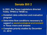 senate bill 2
