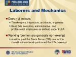 laborers and mechanics4