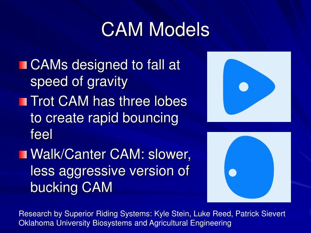 CAM Models