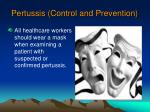 pertussis control and prevention72