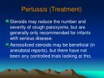 pertussis treatment61