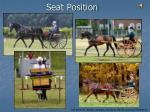 seat position