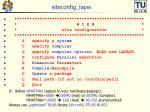 siteconfig lapw