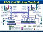 paci 13 6 tf linux teragrid