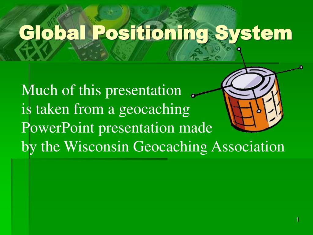 global positioning system l.