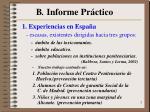 b informe pr ctico