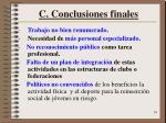 c conclusiones finales1