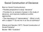 social construction of deviance2