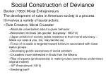social construction of deviance3