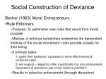 social construction of deviance4
