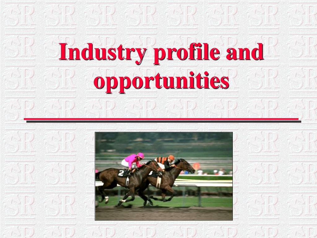 industry profile and opportunities l.