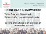 horse care knowledge8