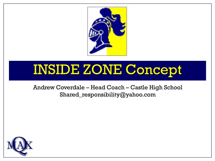 inside zone concept n.