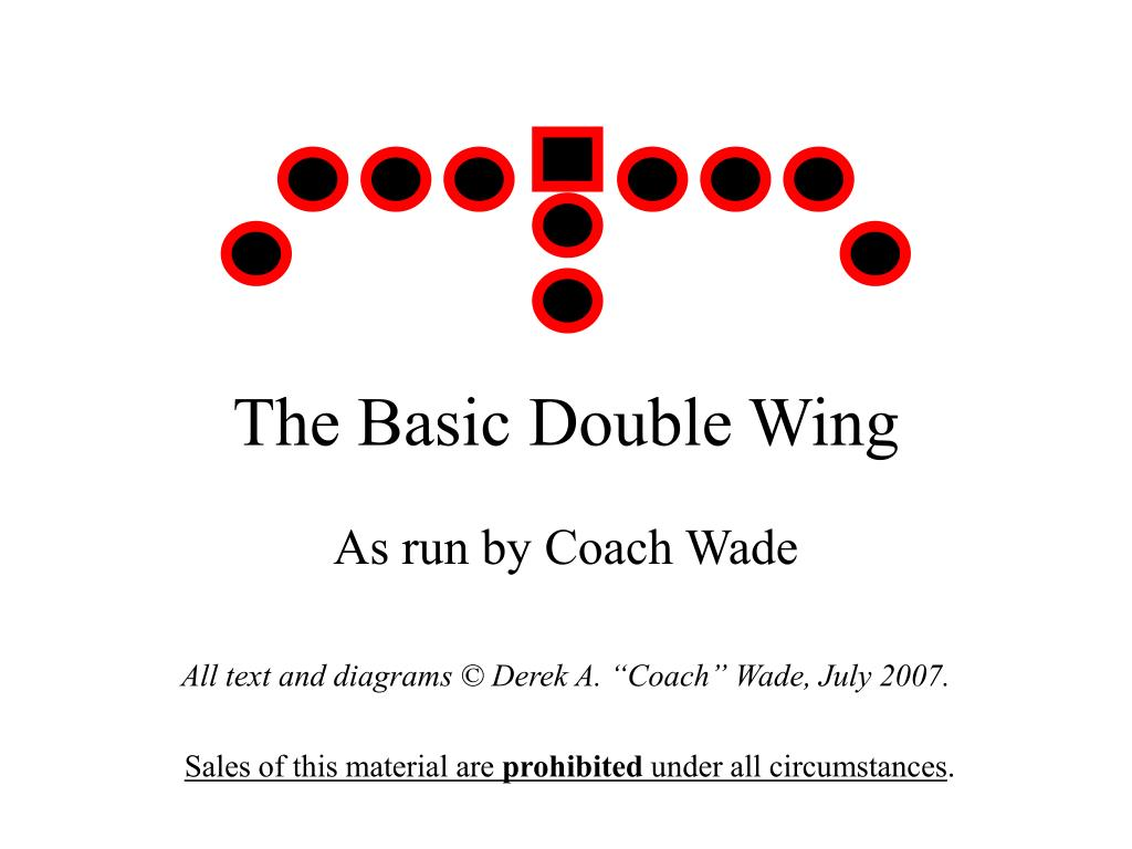 the basic double wing l.