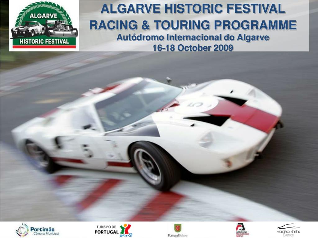 ALGARVE HISTORIC FESTIVAL
