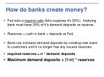 how do banks create money23
