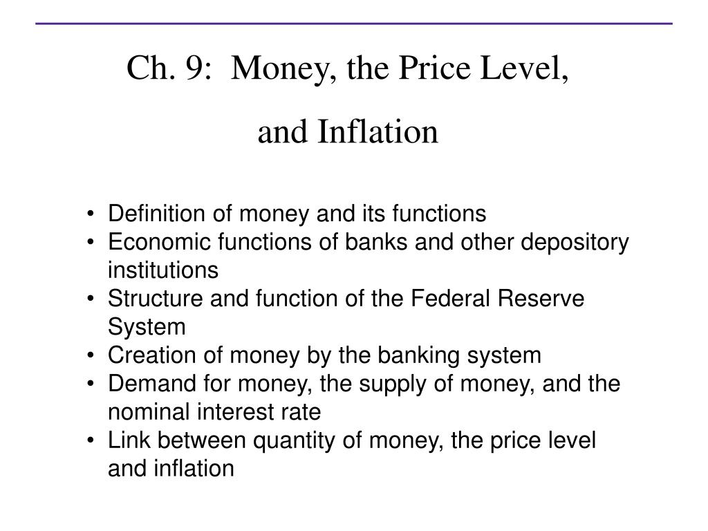 how inflation affects the functions of money essay Free essay: money supply plays an important role in macroeconomic analysis, especially in selecting an appropriate monetary and fiscal policy thus there is relationship money supply and inflation (other macroeconomic variables like interest rates, real gdp and nominal gdp) and therefore when.