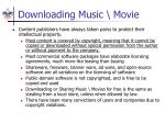 downloading music movie