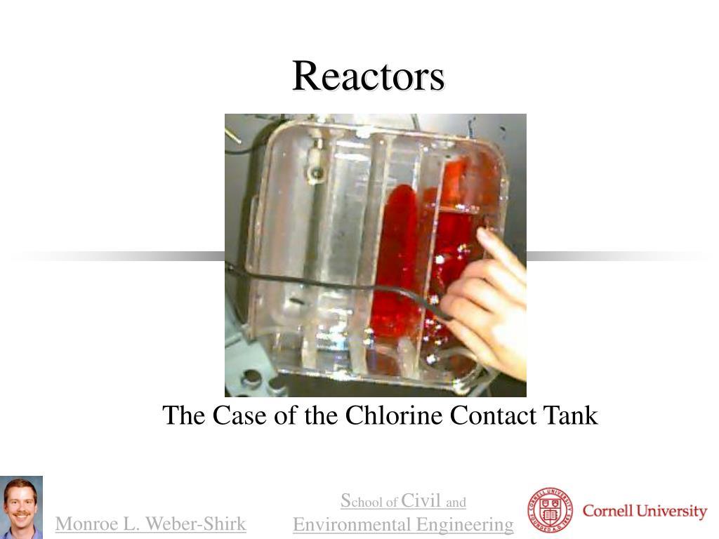 reactors l.