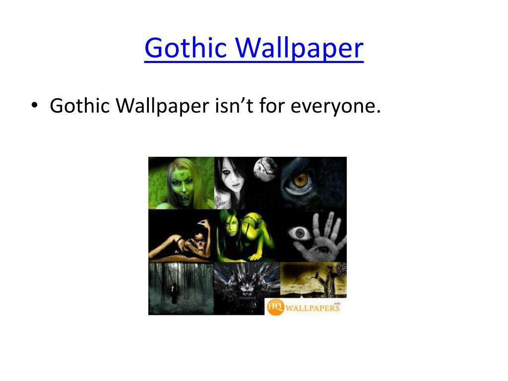 gothic wallpaper l.