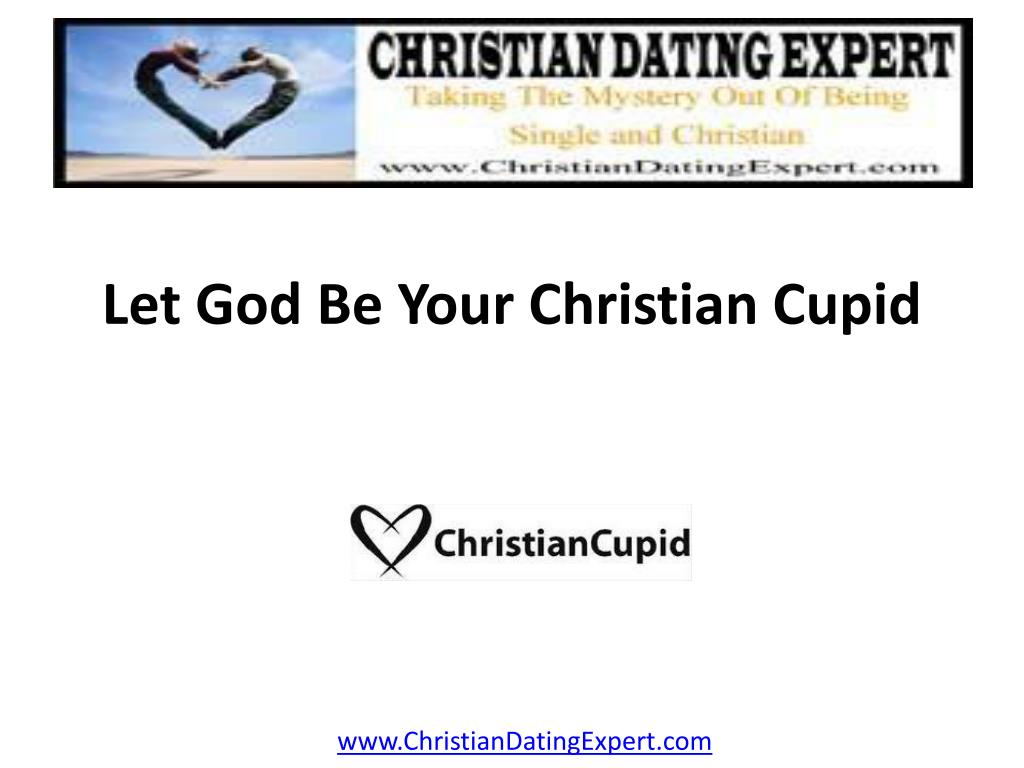 let god be your christian cupid l.