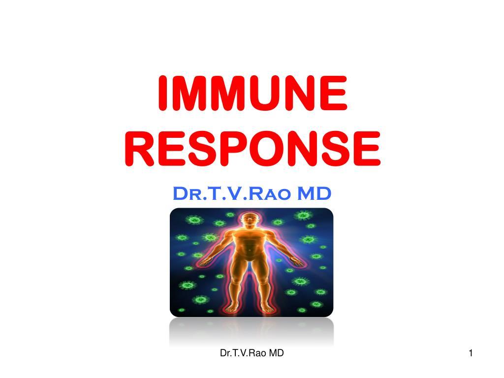 immune response l.