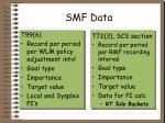 smf data