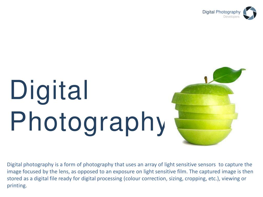 digital photography l.