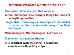 merriam webster words of the year