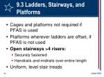 9 3 ladders stairways and platforms50