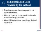 9 5 catheads and lines powered by the cathead59
