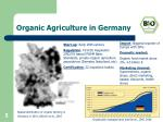 organic agriculture in germany