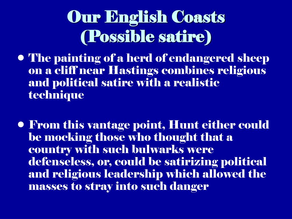 Our English Coasts