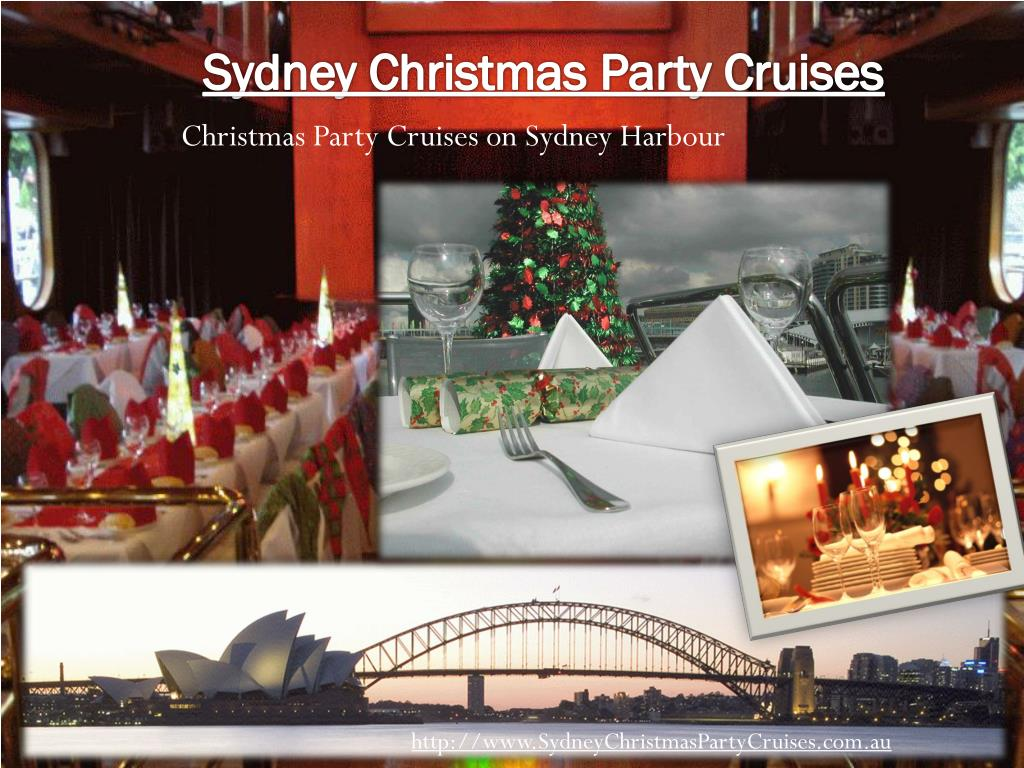 sydney christmas party cruises l.