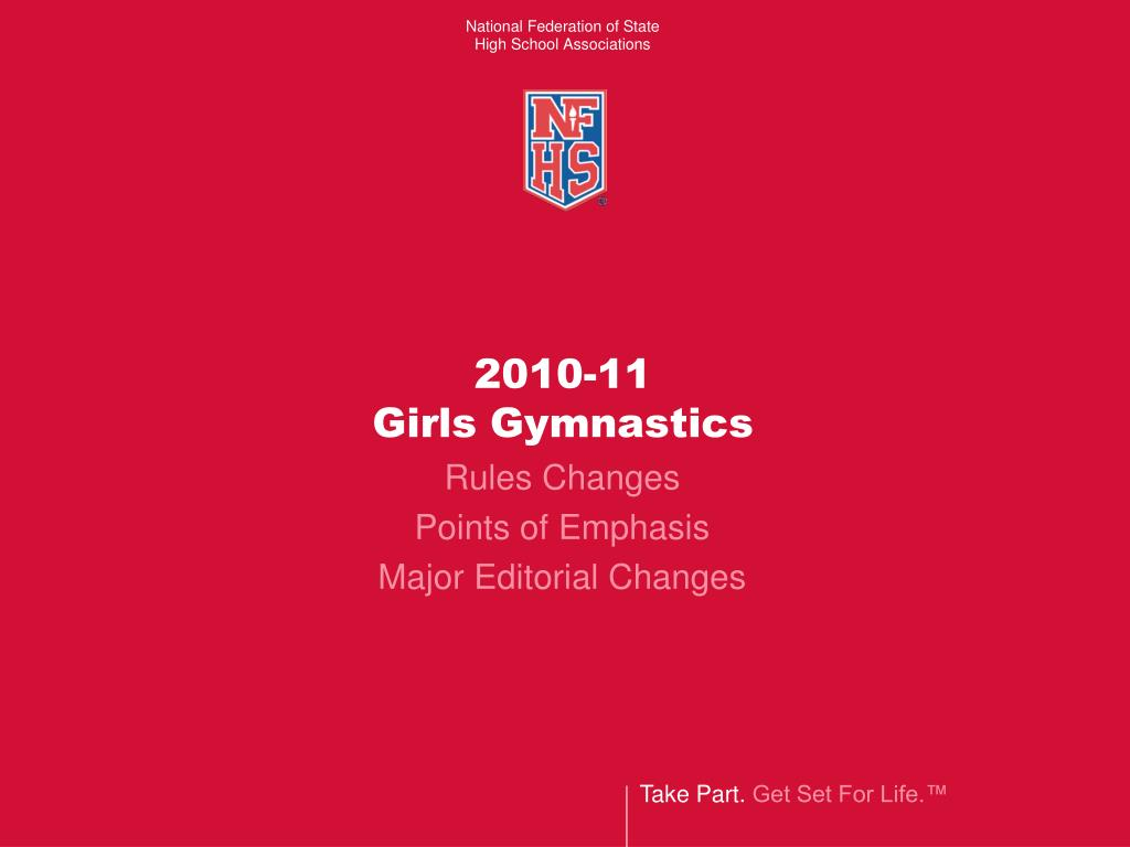2010 11 girls gymnastics l.
