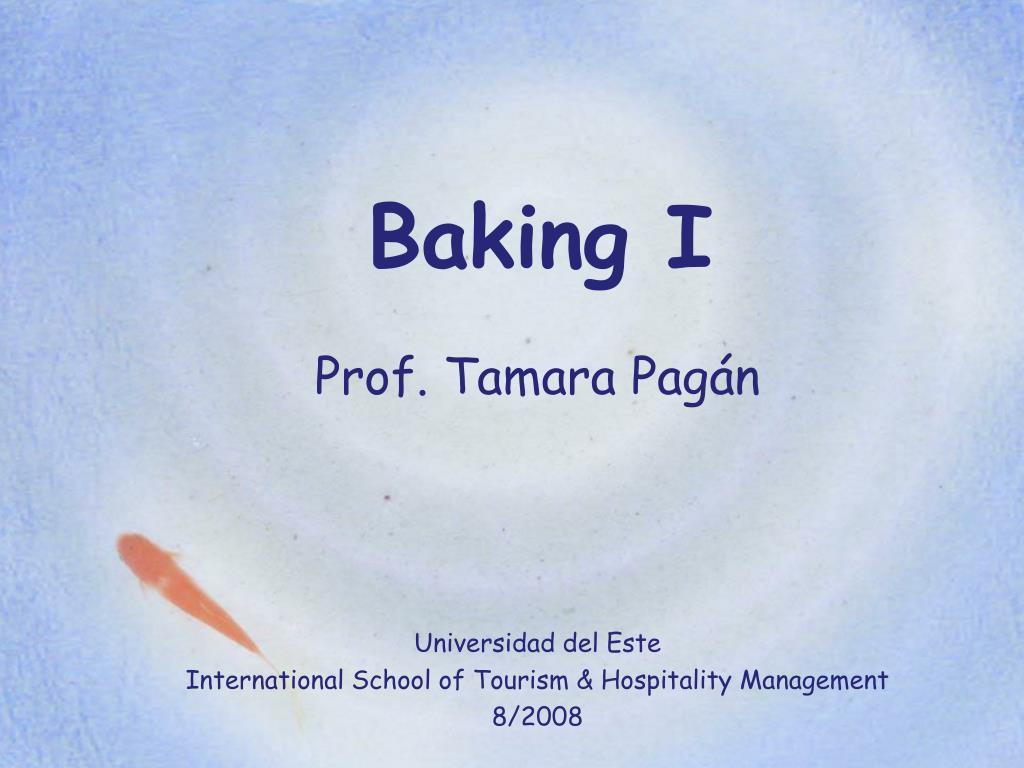 baking i l.