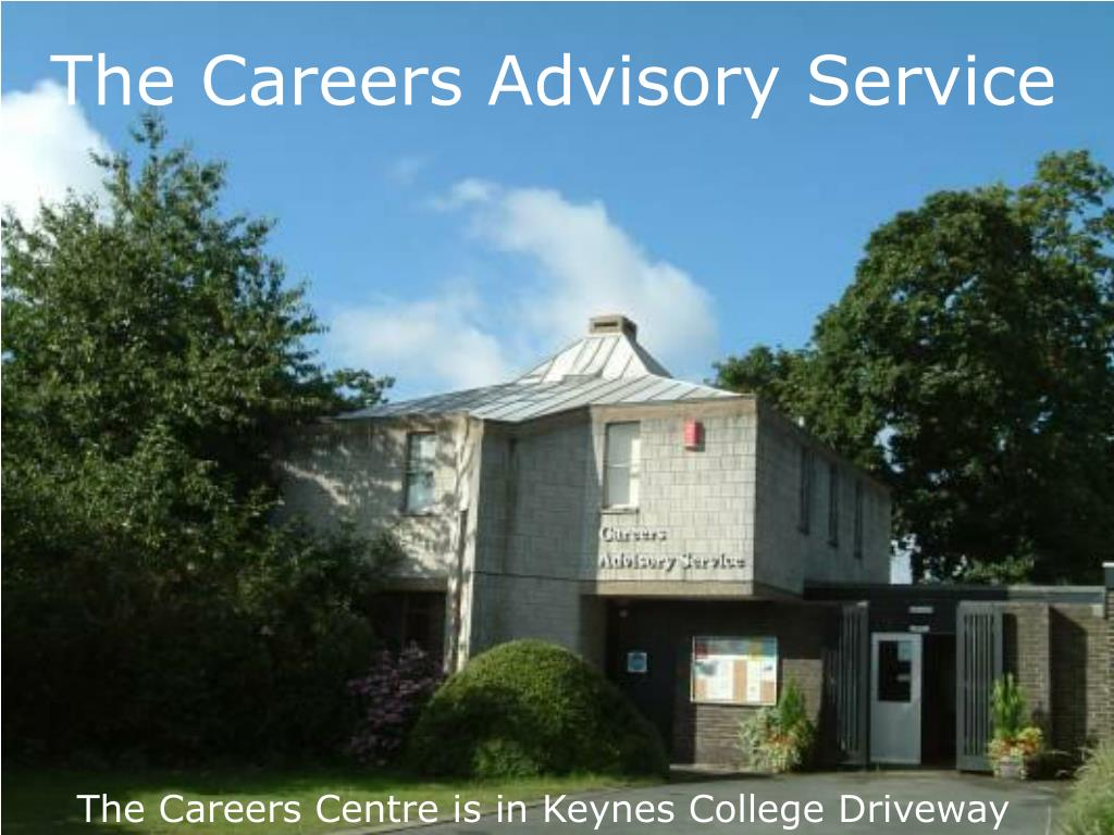 The Careers Advisory Service