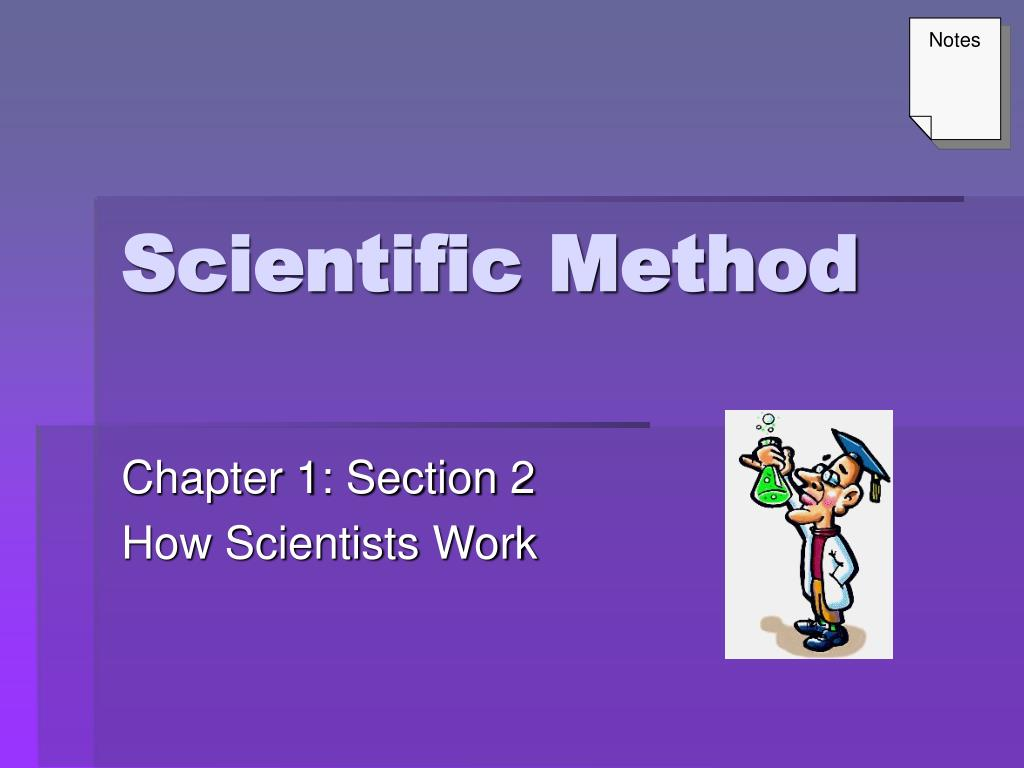 scientific method l.