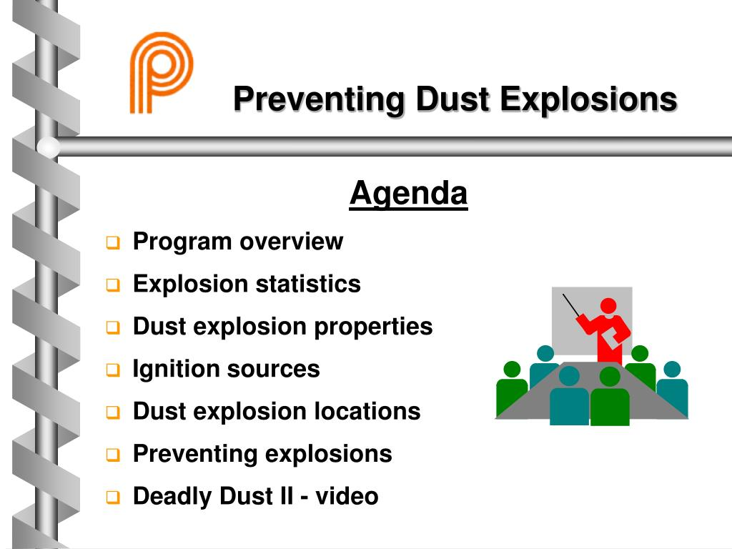 preventing dust explosions l.